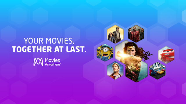 Movies Anywhere - Facebook Page Banner