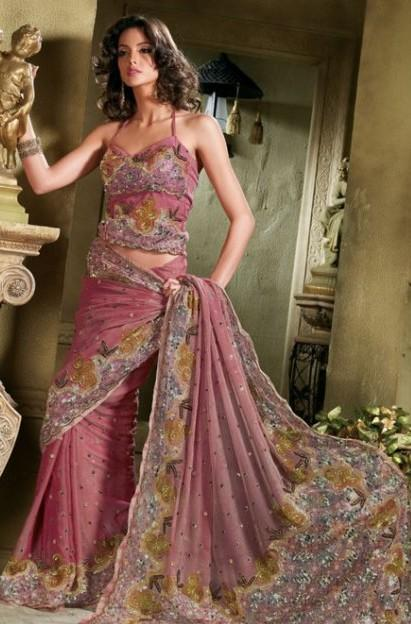 saree blouse2 Silk Saree Blouse Designs Catalogue