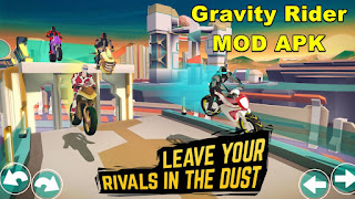 Gravity Rider MOD Apk