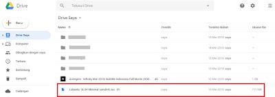 Lubuntu Google Drive