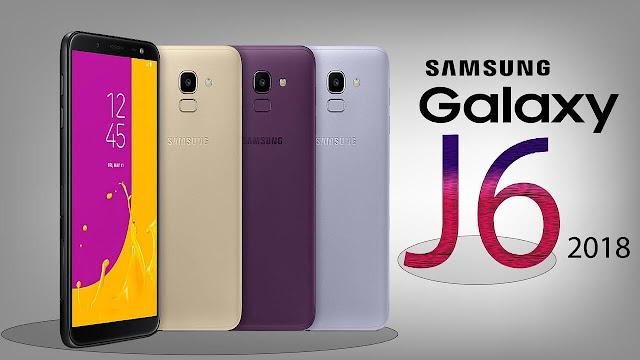 سعر ومواصفات هاتف Samsung Galaxy J6 2018 بميزة  Infinity Display