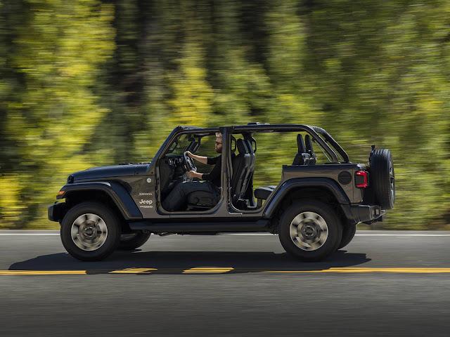 Jeep® Wrangler 2018