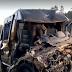 Carro na contramão bate em van da banda Sampa Crew e deixa 1 morto e 8 feridos em SP