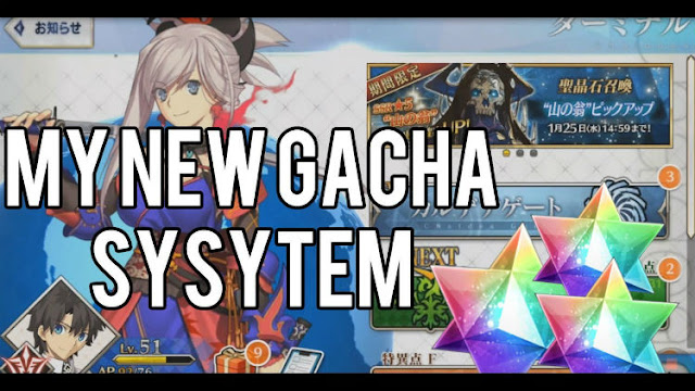 games with gacha system