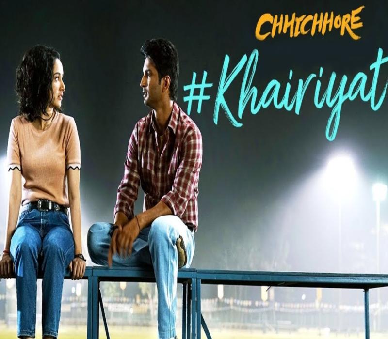 Khairiyat Lyrics Translation | Chhichhore