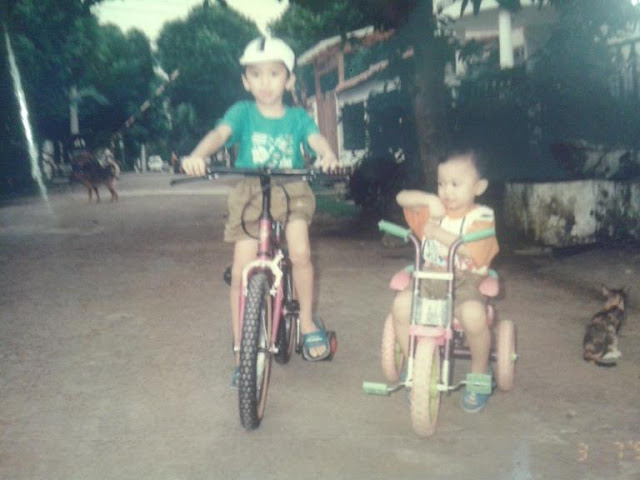kresnoadi pembalap sepeda