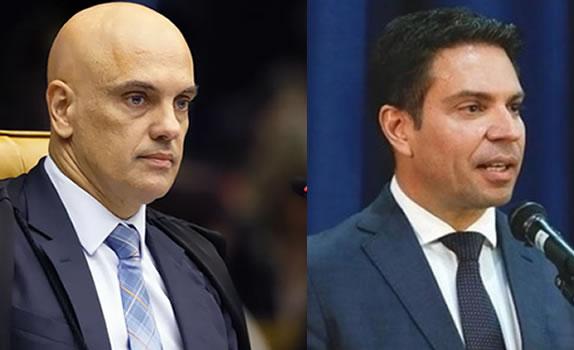 Ministro Alexandre de Moraes suspende nomeação de Ramagem para o cargo de diretor-geral da PF
