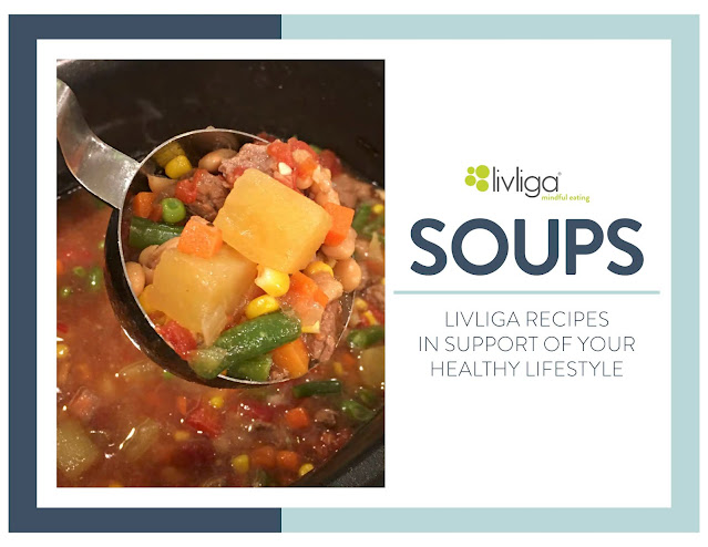 Livliga Soup eCookbook as Free Download