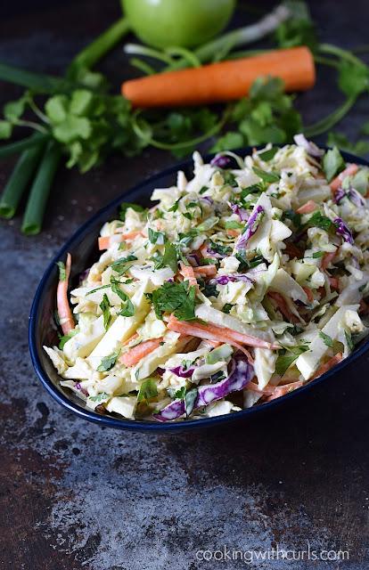 apple coleslaw recipe