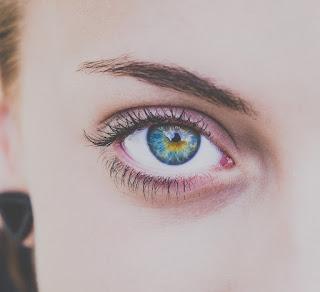 Single color Eyes DP
