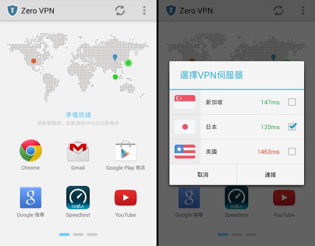 Zero VPN App