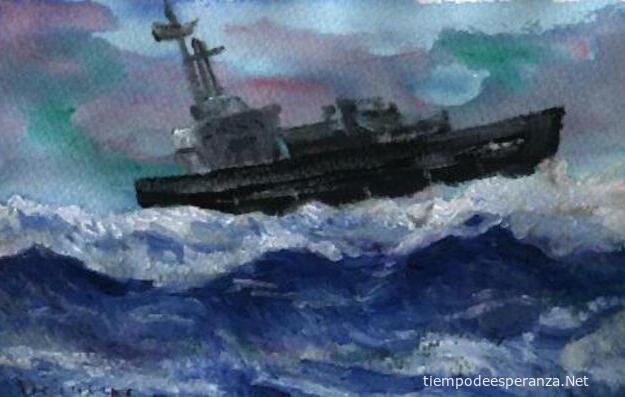 Reflexión: El barco a flote
