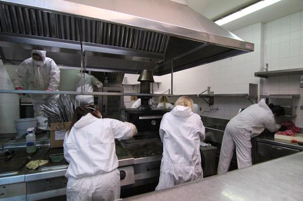 le souffle en tavola limpieza de cocinas en restaurantes
