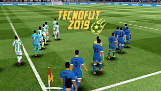 TecnoFut 2019 Android 400 MB Best Graphics