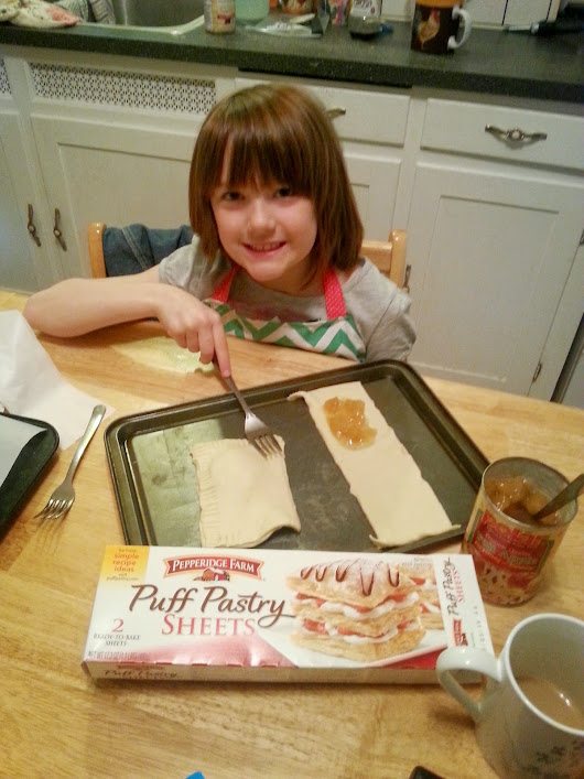 The Better Baker: Homemade Toaster Strudels (2 Ingredients!)