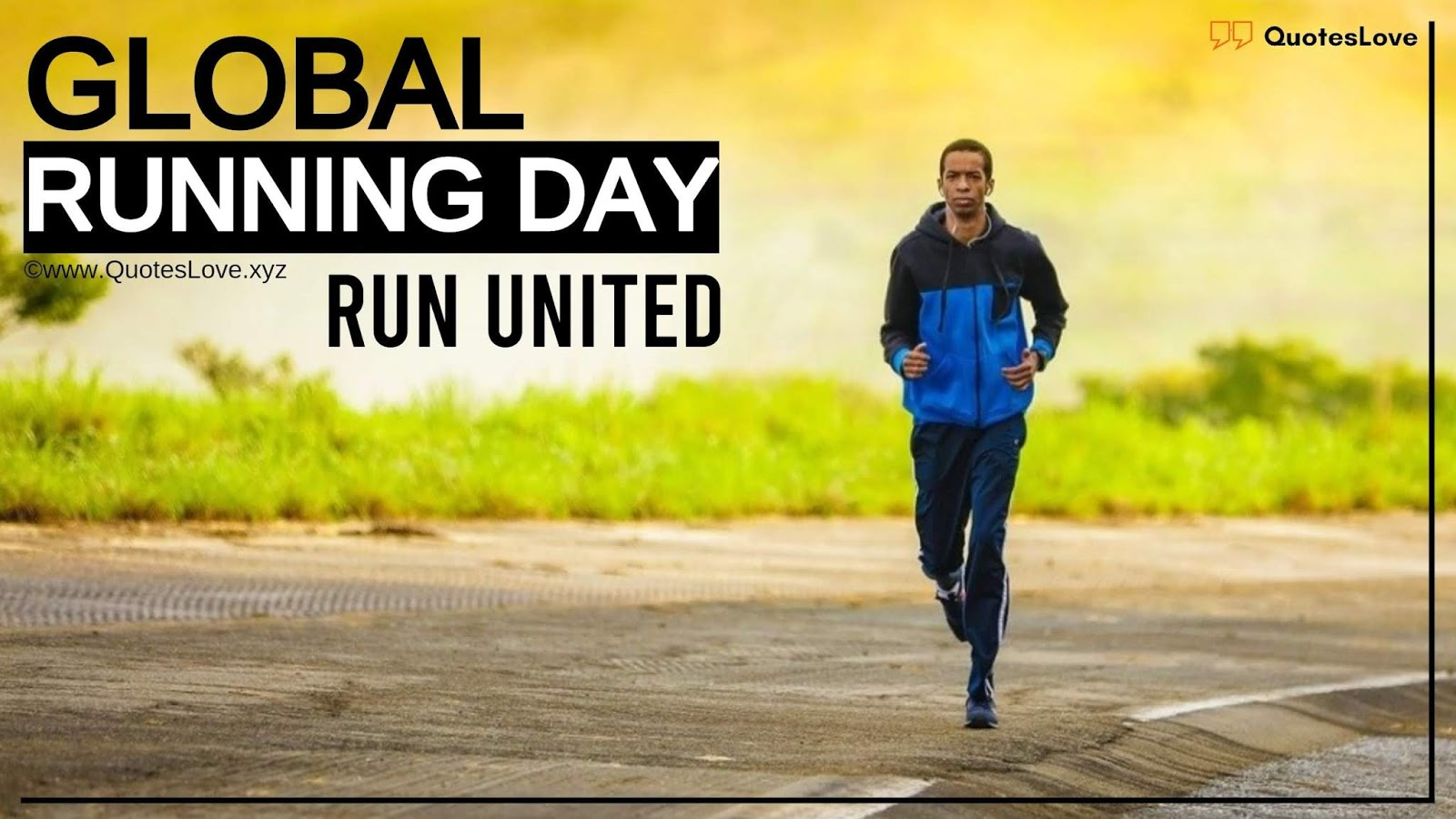 Global Running Day Quotes, Images & Pictures