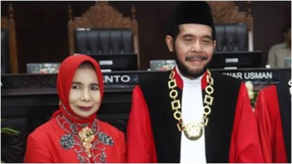 Istri Ketua MK Anwar Usman Meninggal Dunia di RS Bethsaida