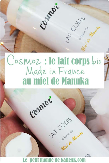 impressions sur le soin corps Cosmoz