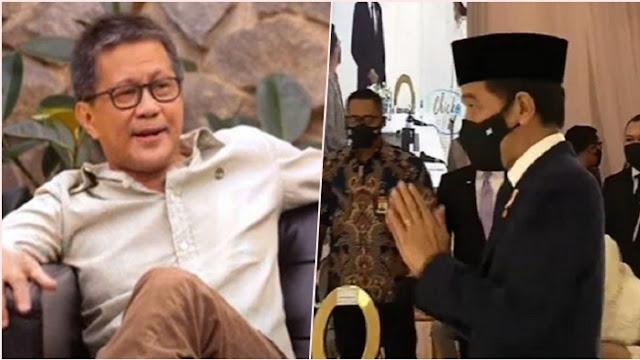 Nikahan Rakyat Dibatasi, Nikahan Aurel Dihadiri, RG: Penyakit Apa Sebetulnya yang Diidap Presiden