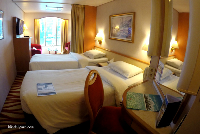 SuperStar Gemini Superior Oceanview Stateroom