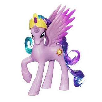 My Little Pony Princess Celestia And Friends Tea Time Brushable