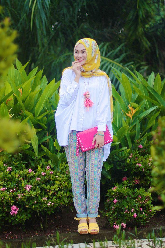 Konsep Foto Model Hijab Igo dalam Fotografi Hijab artis model cantik manis lembu tmahasisiwi