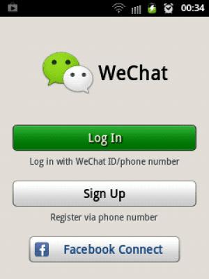 Cara Daftar WeChat Via HP Step By Step