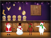 Amgel Gingerbread Room Escape