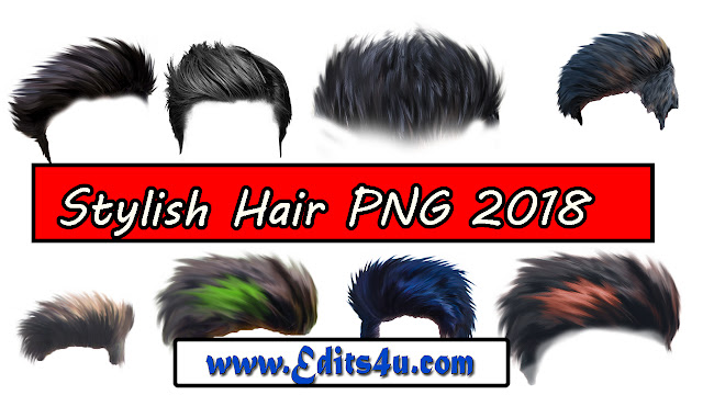 Stylish CB Hair PNG 2018 Free Download