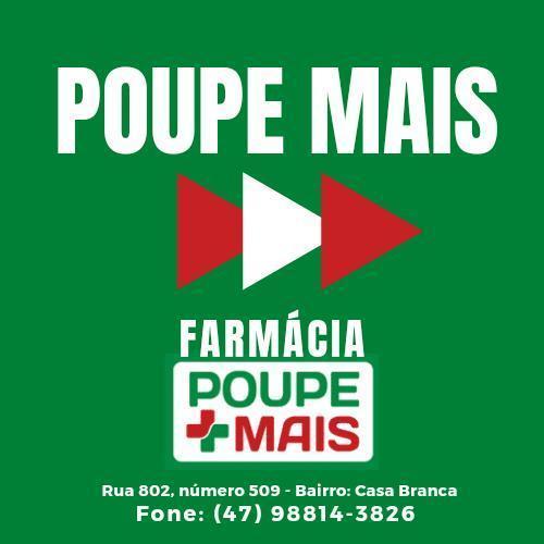 Farmácia Poupe Mais com entrega grátis para Itapema