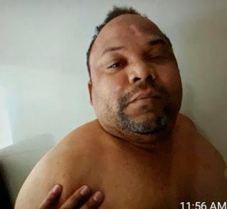 La primera foto de la detención de César el Abusador