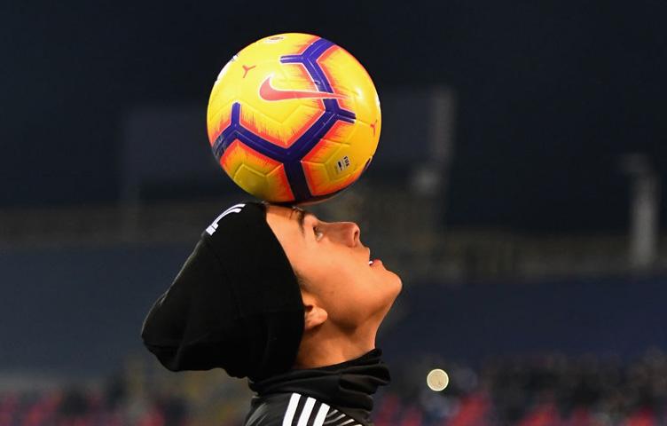 """Dybala: """"Messija i Cristiana Ronalda vidim na jednakom nivou"""""""