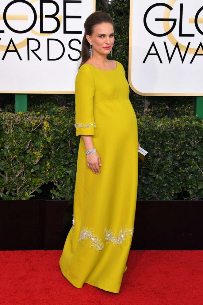 Natalie Portman – 74th Annual Golden Globe Awards in Beverly Hills