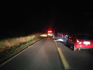 Homem é atropelado e morre na BR 104, em  Nova Floresta