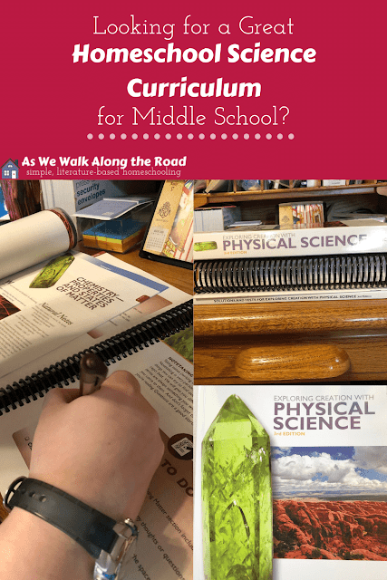 Apologia Physical Science Curriculum