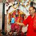 मां दक्षिणा काली मन्दिर का 24वां मूर्ति स्थापना दिवस मना#