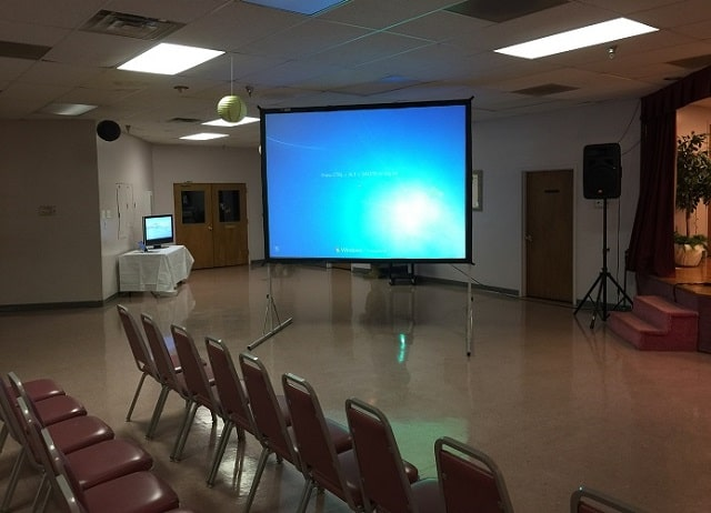 renting projector business projection presentation rent equipment