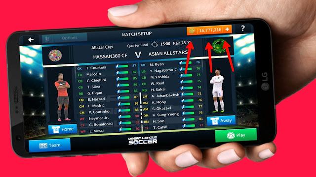 تحميل لعبة dream league soccer 2019 للأندرويد | DLS19