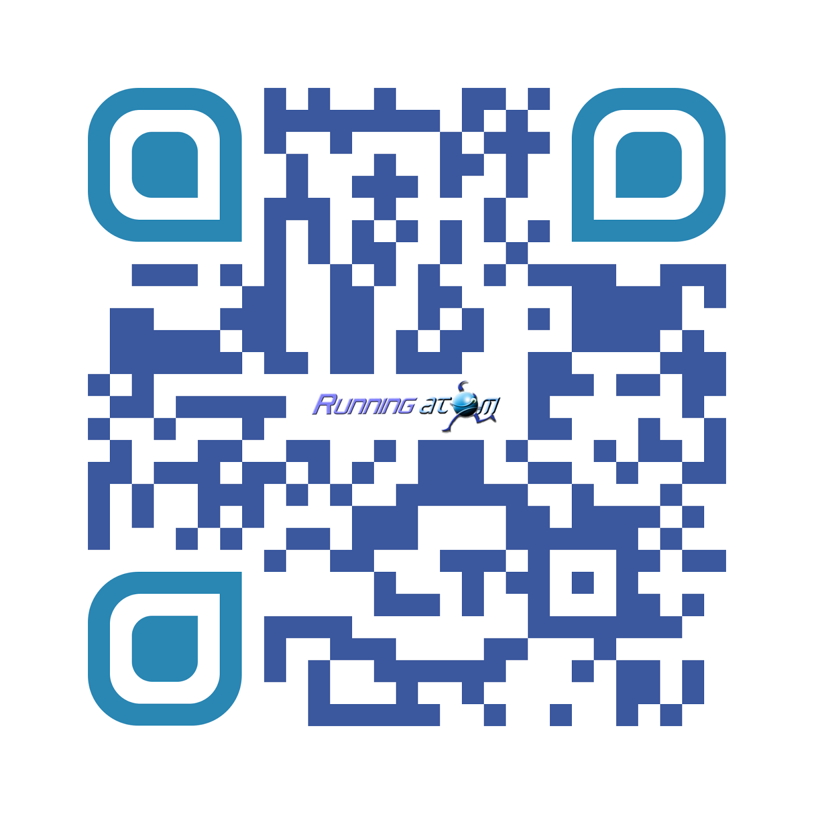 RunningAtom's QR Code