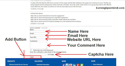 Website Ke Liye Do-Follow Backlinks Banaye Part-2