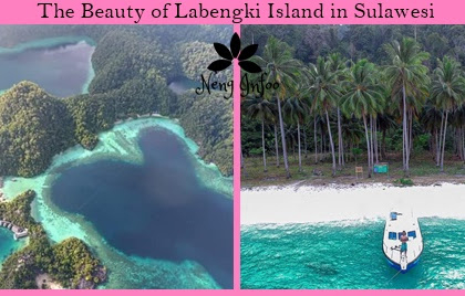 The Beauty of Labengki Island in Sulawesi