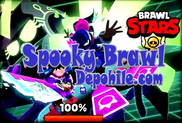 Brawl Stars Spooky Brawl Modu Değişik Karakterler Apk 2021