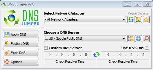 Cara Mudah Mengganti Dns Server Pada Laptop / Komputer