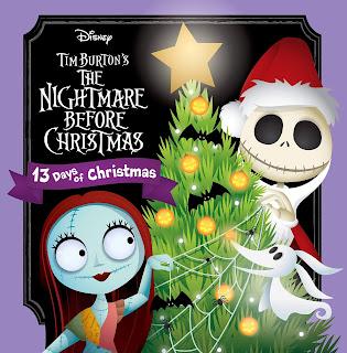 Nightmare Before Christmas 13 Days of Christmas