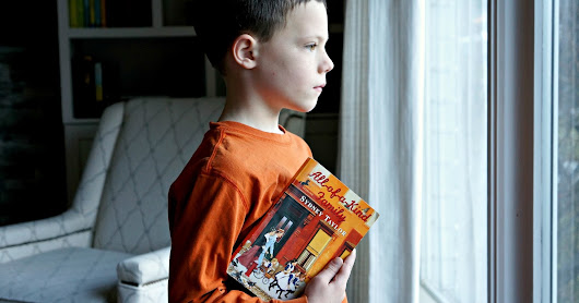 Raising Readers: When a Book Finds You at Just the Right Time