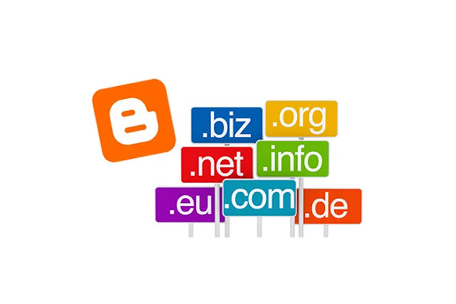 Cara custom domain tld di blogger blogspot