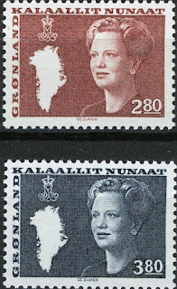 Greenland 1985, Queen Margrethe II