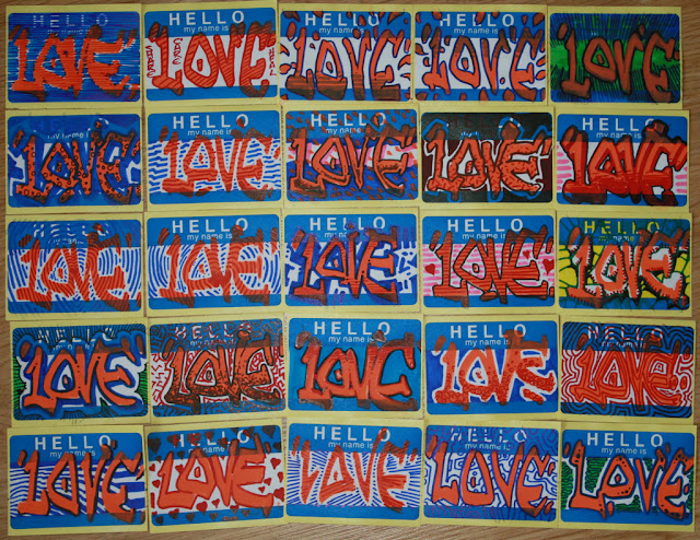 """""""hello my name is love"""" by Andres Musta via Flickr, licensed under CC BY-NC-ND 2.0"""