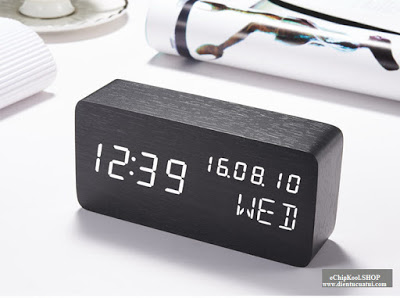 Top 5 đồng hồ điện tử để bàn có báo thức đáng mua nhất 2017