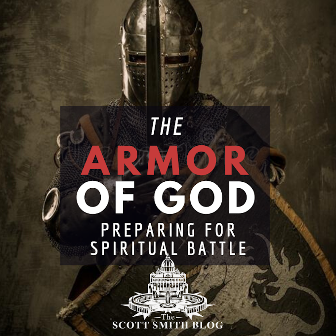 Put on the Whole Armor of God: Preparing for Spiritual Warfare and the Prayer War Room